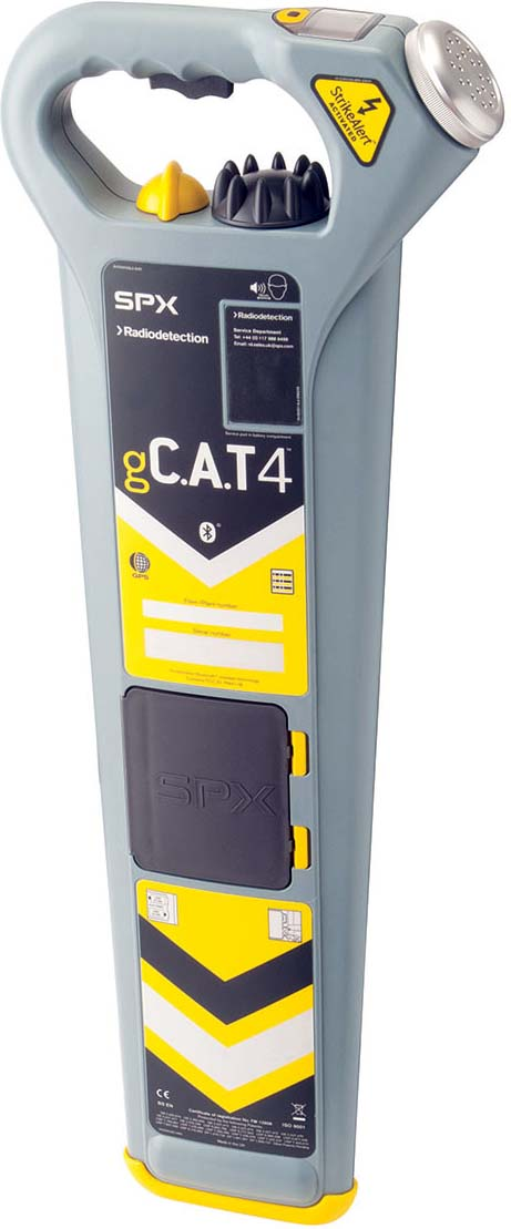 Radiodetection CAT4+ and Genny4 от «ФокусГео». Фото N7