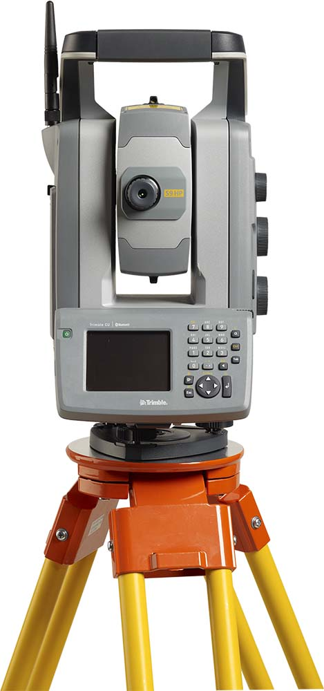 "Тахеометр Trimble S9 0.5"" Robotic, DR HP, Long Range FineLock от ФокусГео. Фото N4"
