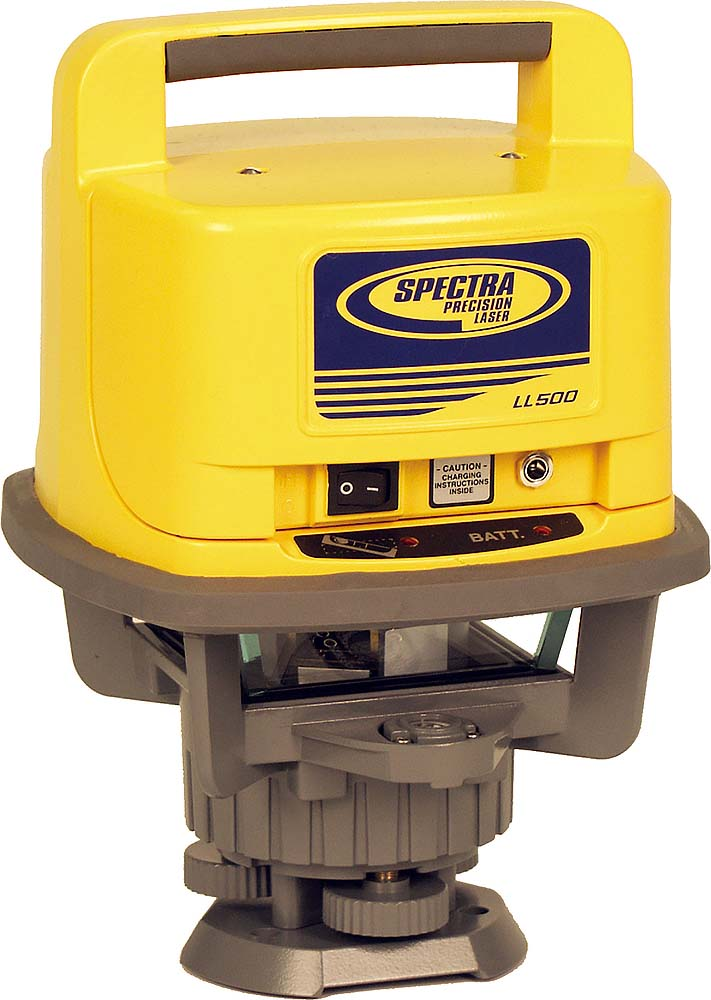 Spectra Precision LL500 от «ФокусГео». Фото N2