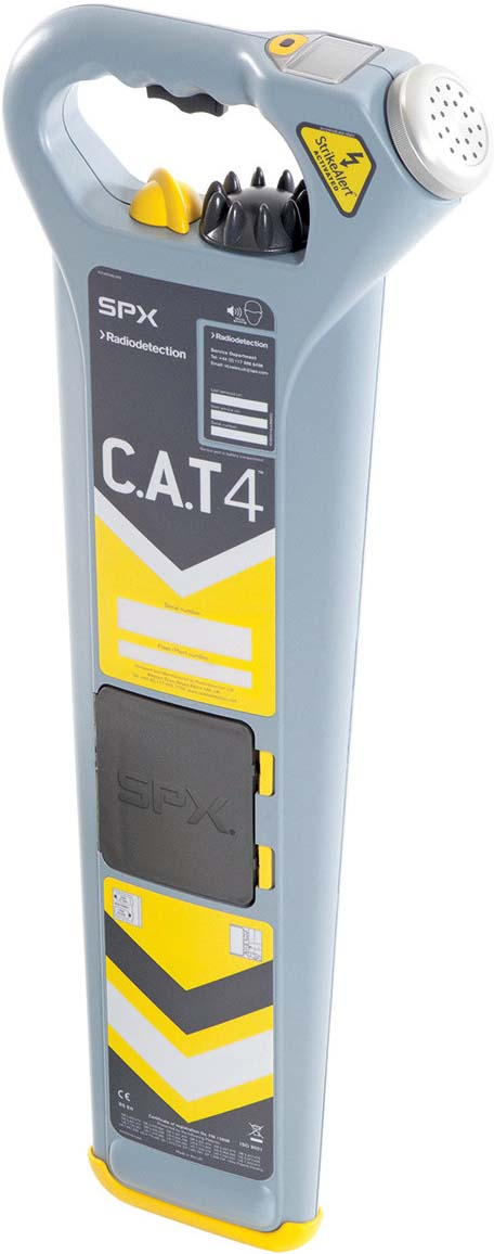 Radiodetection CAT4+ and Genny4 от «ФокусГео». Фото N6