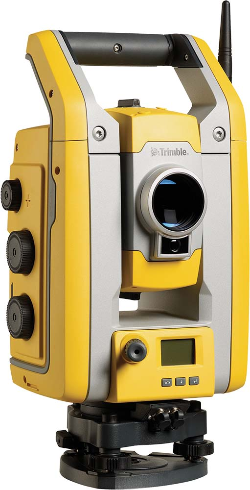 "Тахеометр Trimble S5 5"" Autolock, DR Plus от ФокусГео"