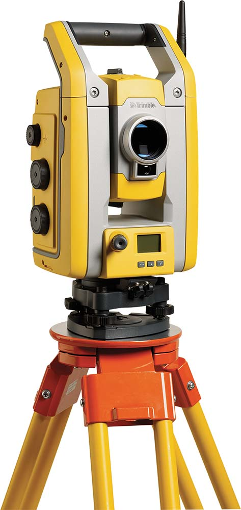 "Тахеометр Trimble S5 2"" Robotic, DR Plus, Active Tracking от ФокусГео. Фото N5"