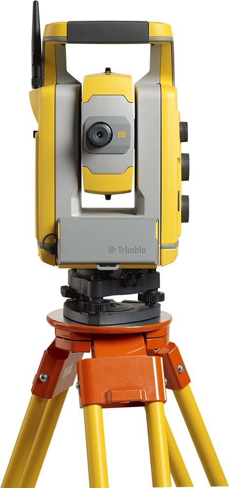 "Тахеометр Тахеометр Trimble S5 3"" Robotic, DR Plus, Active Tracking от ФокусГео. Фото N4"