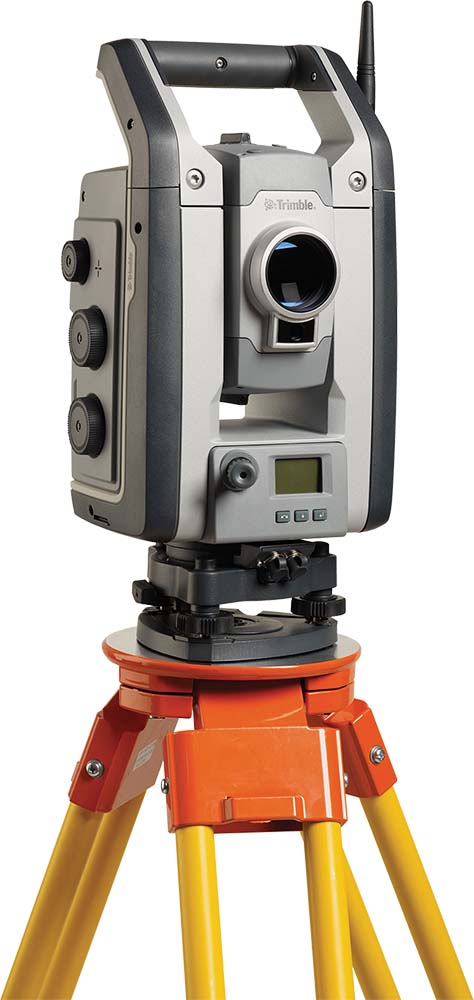 "Тахеометр Trimble S9 1"" Robotic, DR HP, FineLock от ФокусГео"