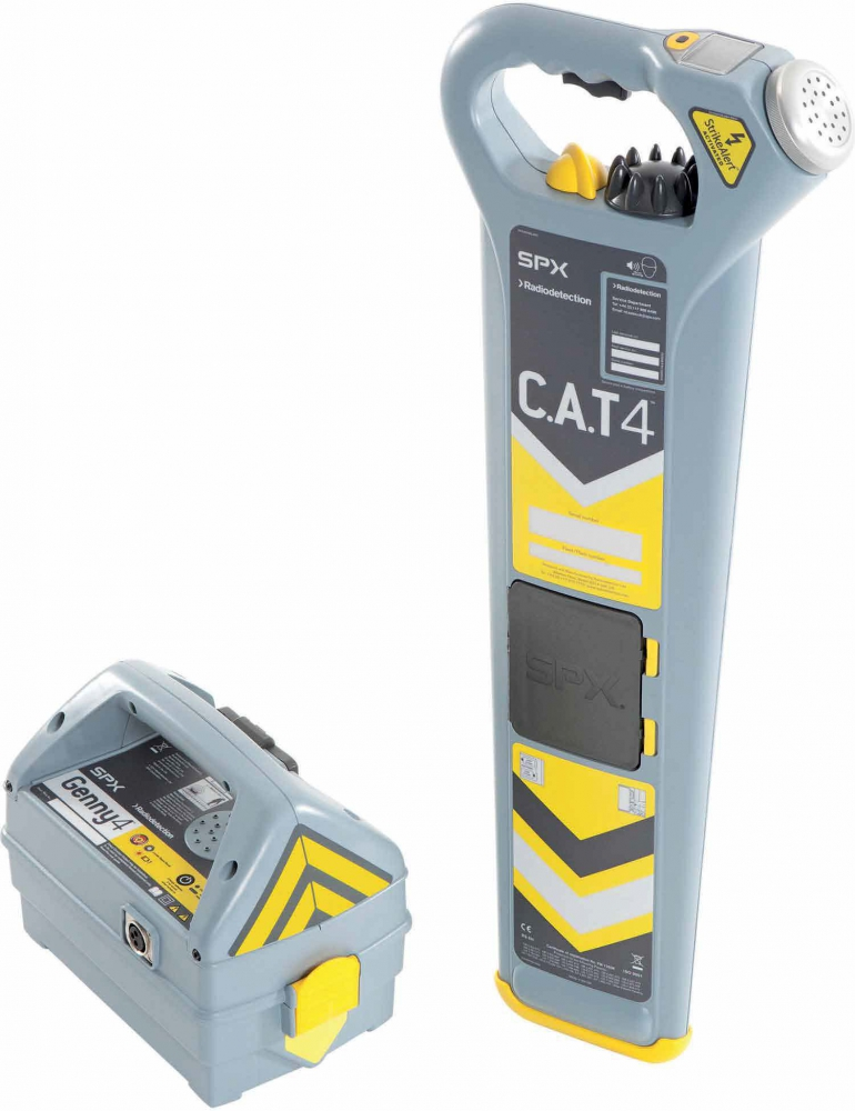 Radiodetection CAT4+ and Genny4 от «ФокусГео»