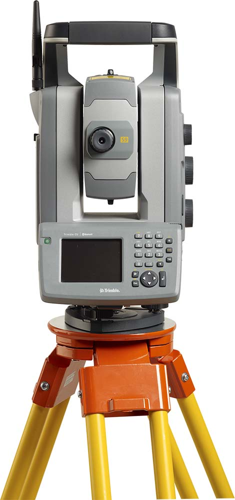 "Тахеометр Trimble S9 0.5"" Robotic, DR HP, Long Range FineLock от ФокусГео. Фото N2"