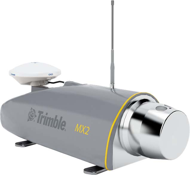 Trimble MX2 от «ФокусГео». Фото N10