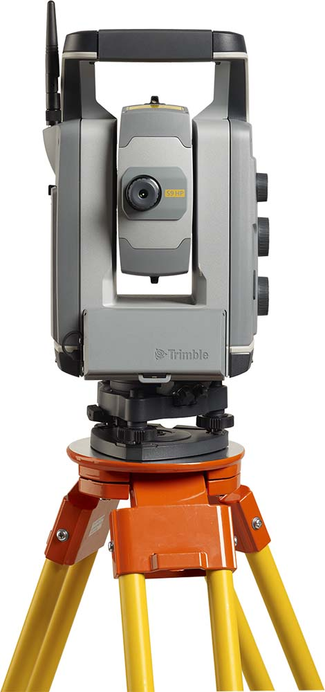 "Тахеометр Trimble S9 1"" Robotic, DR HP, FineLock от ФокусГео. Фото N5"