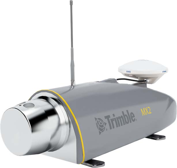 Trimble MX2 от «ФокусГео». Фото N11