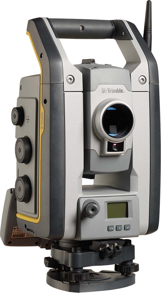 "Тахеометр Trimble S7 1"" Robotic, DR Plus, Trimble Vision, FineLock, Scanning Capable от ФокусГео"