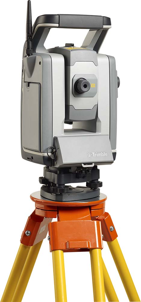 "Тахеометр Trimble S9 1"" Robotic, DR HP, FineLock от ФокусГео. Фото N3"
