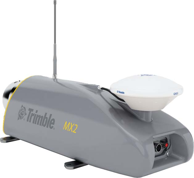 Trimble MX2 от «ФокусГео». Фото N4