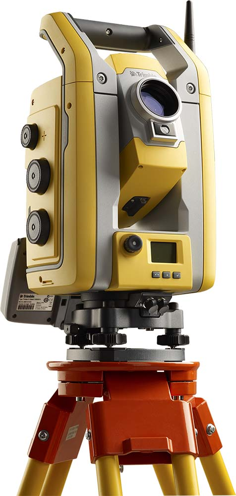 "Тахеометр Trimble S5 2"" Robotic, DR Plus, Active Tracking от ФокусГео. Фото N3"
