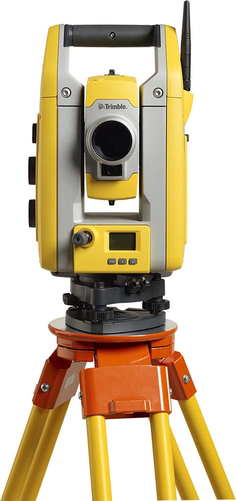 "Тахеометр Trimble S5 2"" Robotic, DR Plus, Active Tracking от ФокусГео. Фото N2"