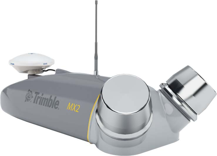 Trimble MX2 от «ФокусГео». Фото N9