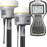 GPS/GNSS приемник Trimble R10 Radio + R10 Radio + TSC3 от ФокусГео